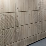 WIPA Tec Customised Smart Lockers for Corporate Offices