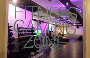 Fitness Gaming Zones